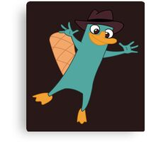 Perry Canvas Print