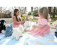 The Magic Tea Party Photographic Print