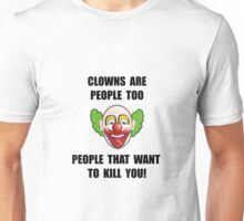 Clown Kill Unisex T-Shirt