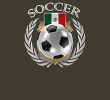 Mexico Soccer 2016 Fan Gear Unisex T-Shirt