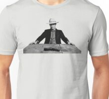 Justified - tv series Unisex T-Shirt