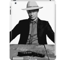 Justified - tv series iPad Case/Skin