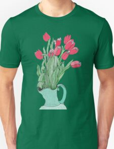 Red Tulips ~  Unisex T-Shirt