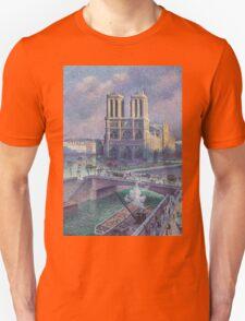 Maximilien Luce Notre-Dame De Paris  Unisex T-Shirt