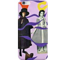 . . .she called him Mister Hat. . . iPhone Case/Skin