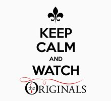 Keep Calm And Watch The Originals Women's Relaxed Fit T-Shirt
