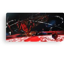 Asuka in space Canvas Print