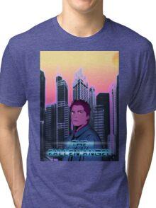 """Castiel - """"Fallen Angel"""" Tri-blend T-Shirt"""