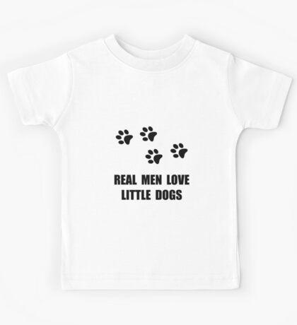 Love Little Dogs Kids Tee
