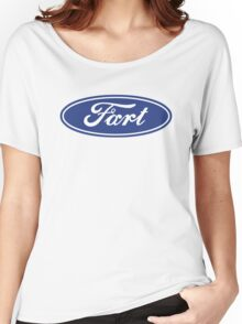Ford Fart Women's Relaxed Fit T-Shirt