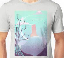 Sky-glider Unisex T-Shirt