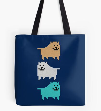 UNDERTALE - DOG Tote Bag