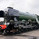 The Flying Scotsman by John (Mike)  Dobson