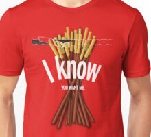I Know You Want Me Unisex T-Shirt