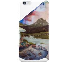 Just Take a Quiet Moment to Reflect iPhone Case/Skin