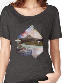 Just Take a Quiet Moment to Reflect Women's Relaxed Fit T-Shirt