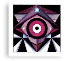 Third-Eye Chakra Canvas Print