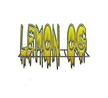 lemon og flavor and  taste  Photographic Print