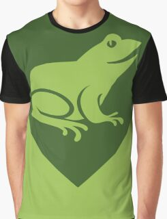 LOVE: Frogs Graphic T-Shirt