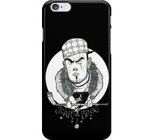 Scarborough Scar-Bros iPhone Case/Skin