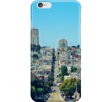 San Francisco city iPhone Case/Skin