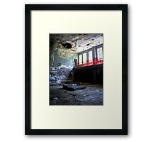 Little Bear's Room Framed Print