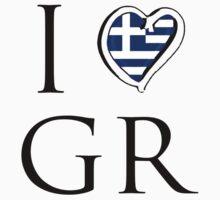 I love Greece by miconr