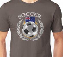 New Zealand Soccer 2016 Fan Gear Unisex T-Shirt