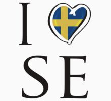 I love Sweden by miconr