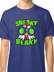 Sneaky Beaky Chicken Classic T-Shirt