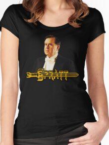 The Butler Mr. Spratt Women's Fitted Scoop T-Shirt