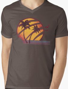 The Last of us Ellie's tshirt Mens V-Neck T-Shirt