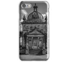 The Temple of the Four Winds – Mono iPhone Case/Skin