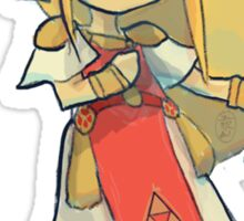 A Princess Zelda Sticker