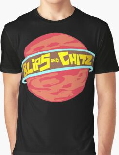 Blips and Chitz Graphic T-Shirt