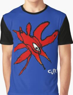 The Cure Wish Eyes Graphic T-Shirt