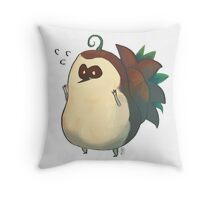 Machi the Kikwi Throw Pillow