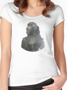 Lexa - The 100 Women's Fitted Scoop T-Shirt