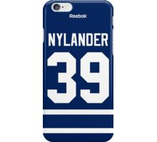Toronto Maple Leafs William Nylander Jersey Back Phone Case iPhone Case/Skin