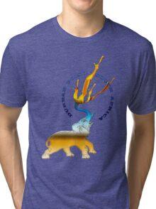 Elephant Durban Poison South africa  Tri-blend T-Shirt