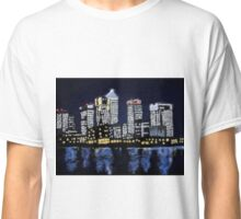 Canary Wharf, London Classic T-Shirt