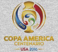 Copa America Centenario Usa 2016 best logo One Piece - Short Sleeve
