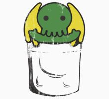 Cute Cthulhu One Piece - Long Sleeve
