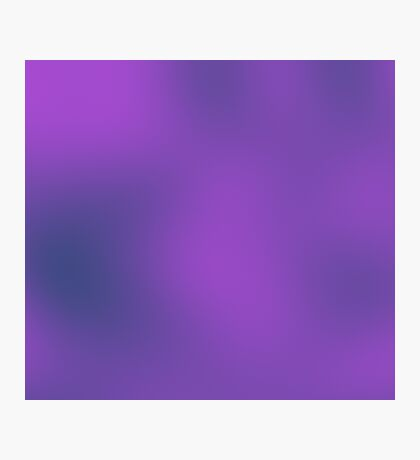 Pink&Blue Photographic Print