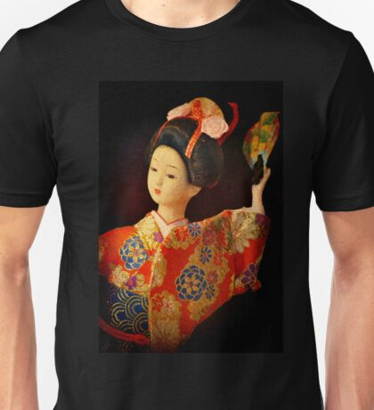 Little Geisha Doll Unisex T-Shirt