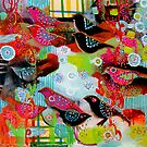 small song birds by Randi Antonsen