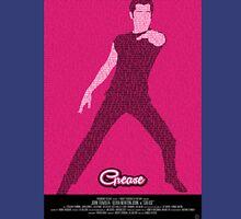 Grease Travolta - Movie Poster Unisex T-Shirt