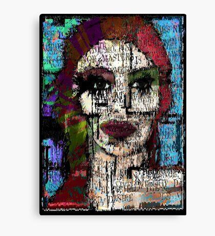 Dead Before I'm Born Canvas Print
