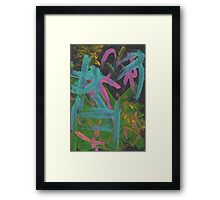Abstract 191 Framed Print