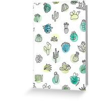 The desert is in unforgiving place  Greeting Card
